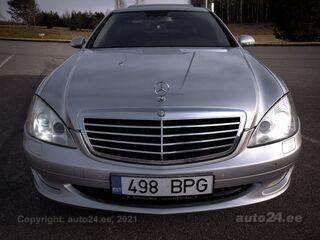 Mercedes-Benz S 350 3.5 LPG 200kW