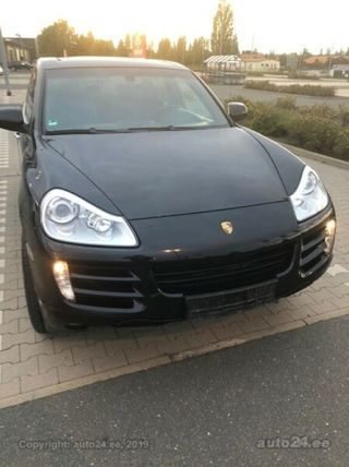 Porsche Cayenne S 4.8 283kW